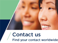 Overview on contacts worldwide