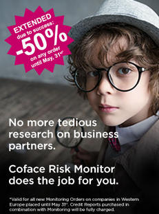 Coface Risk Monitor