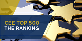 Coface CEE Top 500 - 2019 Edition - Stars